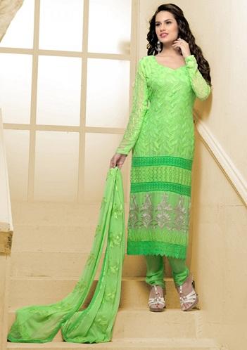 Designer Long Salwar Kameez Design