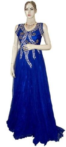 Designer Long Salwar Suit Design