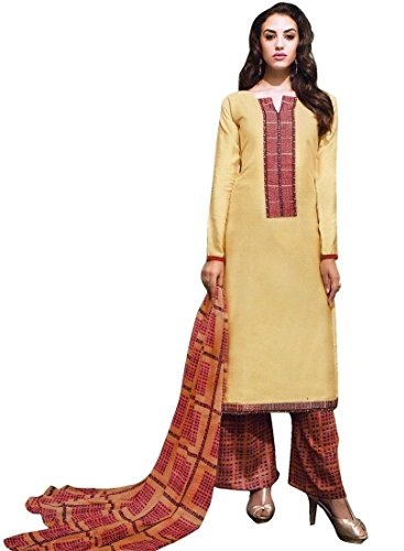 Designer Ready Made Suit with Palazzo Pants