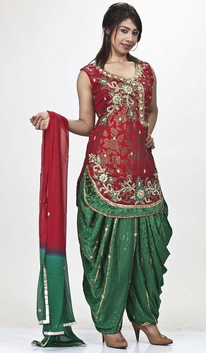 Latest fashion trends in salwar kameez 7