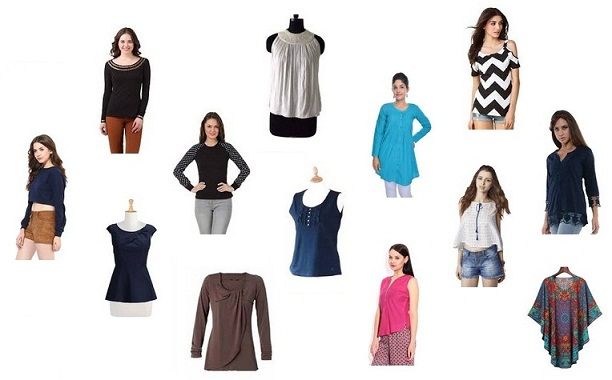 Different Styles of Cotton Tops for Women in India