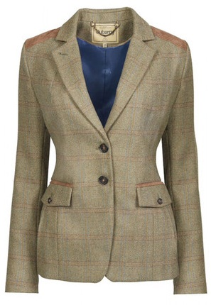 Dubarry Jasmine Tailored Tweed Jacket
