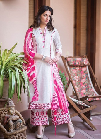 Exclusive Designer Print Salwar Suit