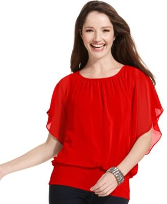 Flutter Red Top