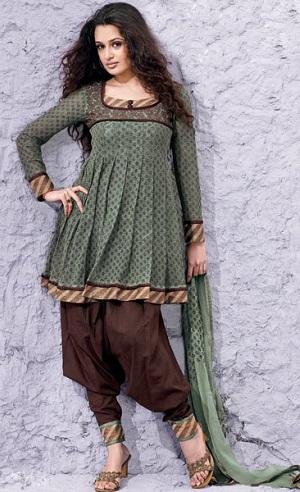 Funky Salwar Kurta Design