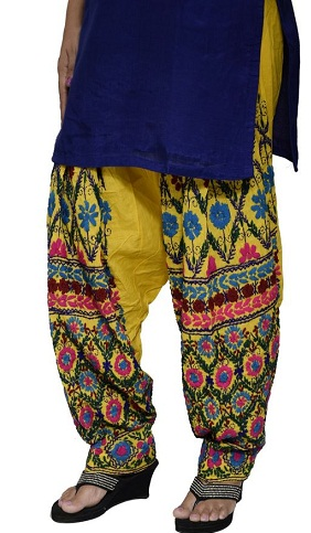 Hand Embroidered Patiala Salwar4