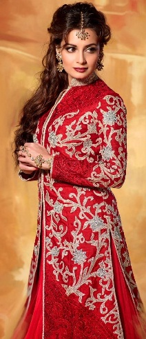 Heavy Embroidery Salwar Suit