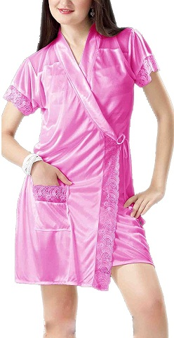 Hot'N' Sweet Pink Nighty