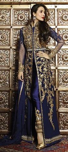 Indo Western Salwar Kurta Design