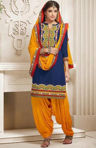 KutchiSalwar Suit