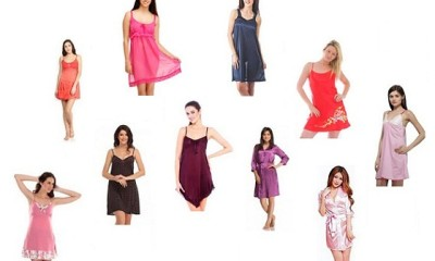 Women's Short Nighties