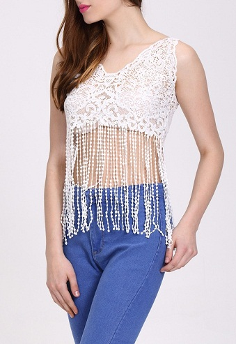 Latest Summer Top. 9 Latest Fashion Summer Tops for Ladies in India