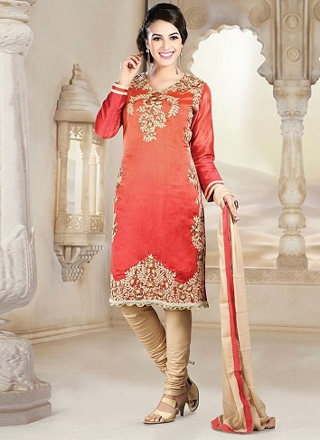 Leggings Salwar Suit