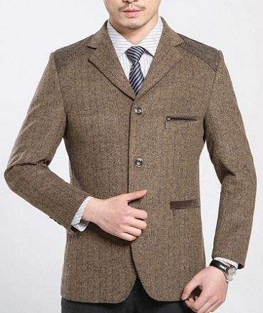 Lining Blazer wool