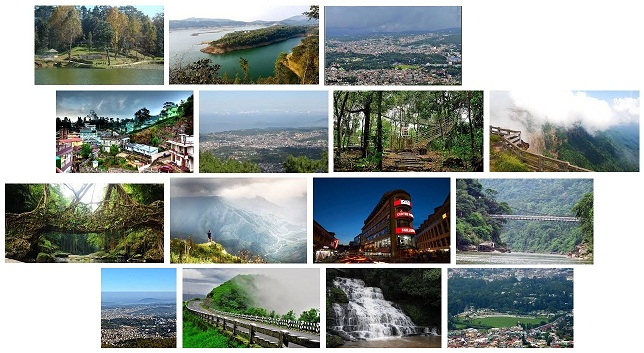 Places to Visit in Shillong