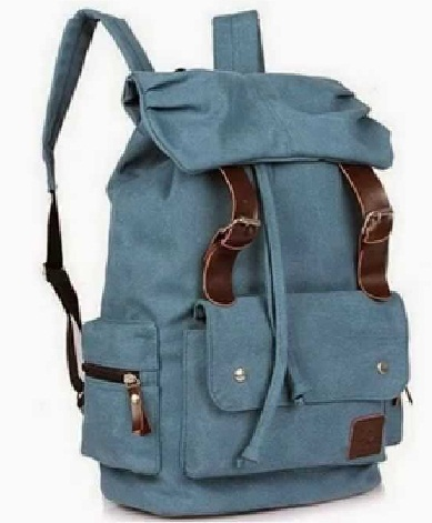 Multiple Pocket School Bag -11
