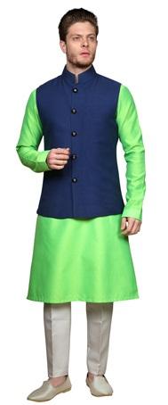 Neon Salwar Kameez