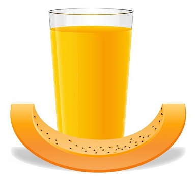 Papaya Juice For Skin Whitening