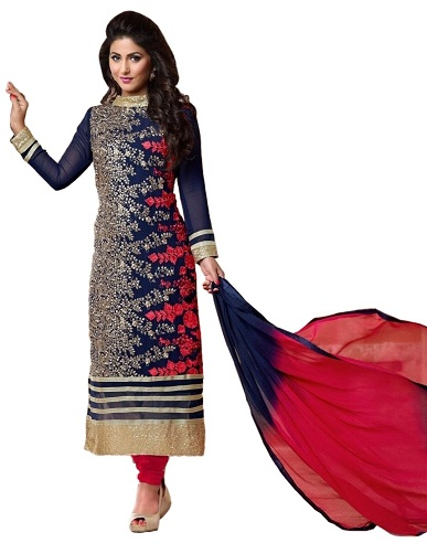 Party Wear Designer Salwau Kameez Suits
