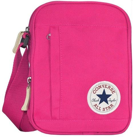 Pink Cross Body Converse Bag