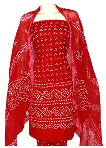 Rajsthani Bandhani Salwar Suit
