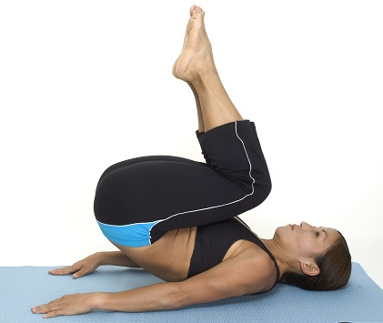 reverse crunches for belly fat reduction
