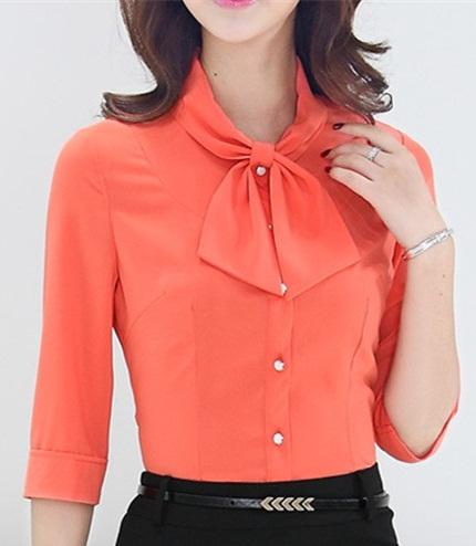 Sailor Collar Shirt Blouse Top