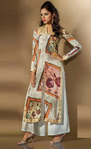 Salwar Suit with Digital Print
