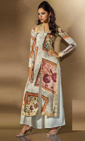 Salwar Suit with Digital Print