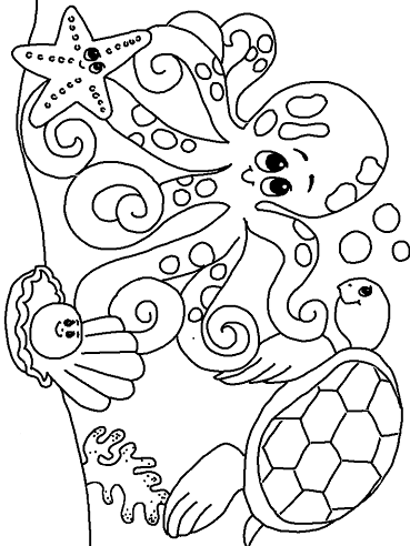 15 Best Printable Animal Colouring Pages for Kids