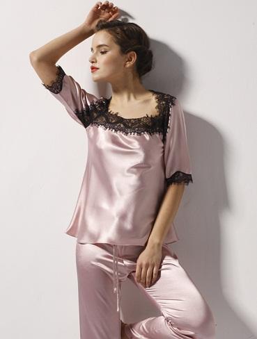 Silk Designer Nighty