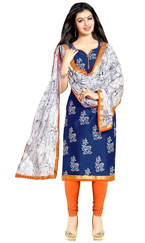 Simple Salwar Suit for Womens