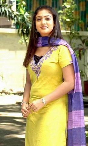 Simple Yellow Salwar Kameez Design