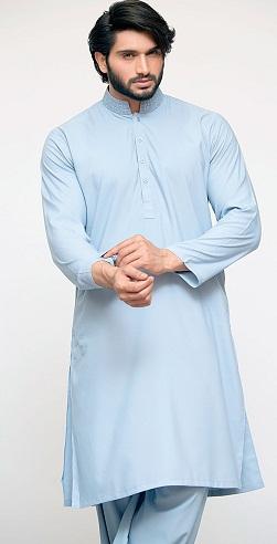 Single Coloured Salwar Kameez