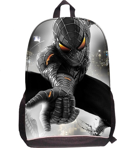 Spider Man School Bag for Boys -23