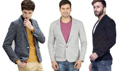 Stylish Casual Mens Blazers in Different Colors & Types