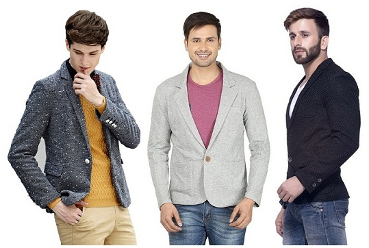 30 Different Types In Mens Blazers For Casual Formal Wear