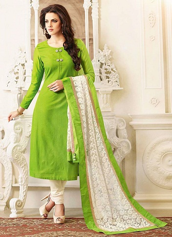 9 Latest Green Salwar Kameez Designs for Women in Trend