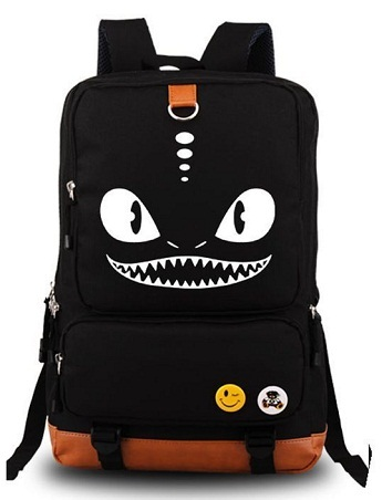 Tooth Less School Bag -3