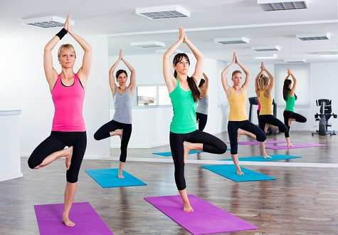 tree pose for belly fat reduction in 7 days