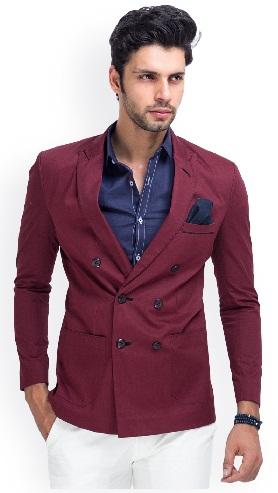 Unicorn purple blazer
