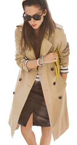 Woolen Long Blazer