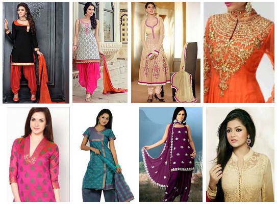 30 Different Types Of Salwar Neck Designs With Pictures Styles At Life
