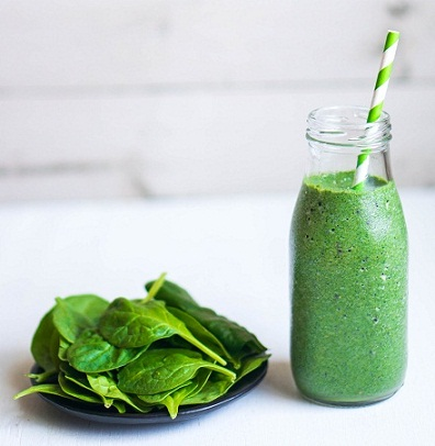 Best Juice For Skin Complexion Spinach Juice