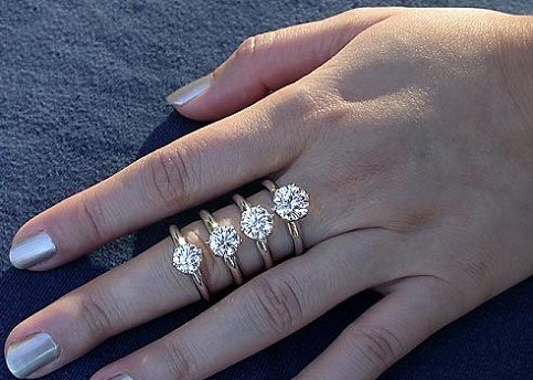 9 Best Grade 1 Carat Diamond Rings in Different Shapes