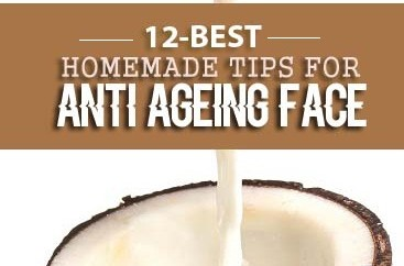 Homemade Anti Ageing Tips