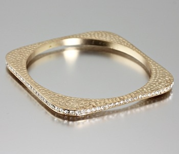 1gm Gold Bangles in Square