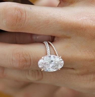 diamond ring 5 carat