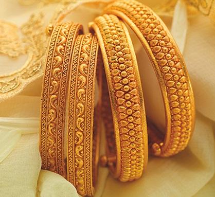 8 gram gold bangles