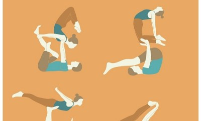 Acro Yoga Asanas and Benefits